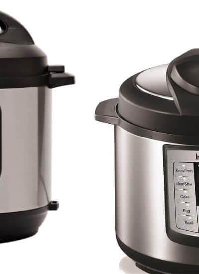 Instant Pot Duo vs Lux Comparison