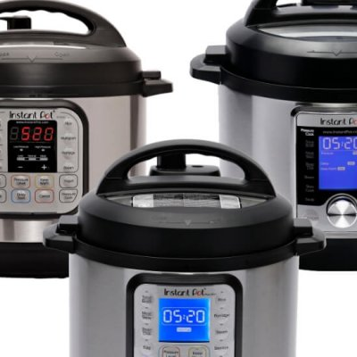 Instant Pot Sizes: The Quart Sizes Available by Models