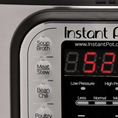 Instant Pot Duo to look at the Instant Pot Meat/Stew Setting, one of the smart program buttons