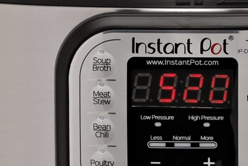 Instant Pot Meat Stew Setting What Is It Which Models Have It