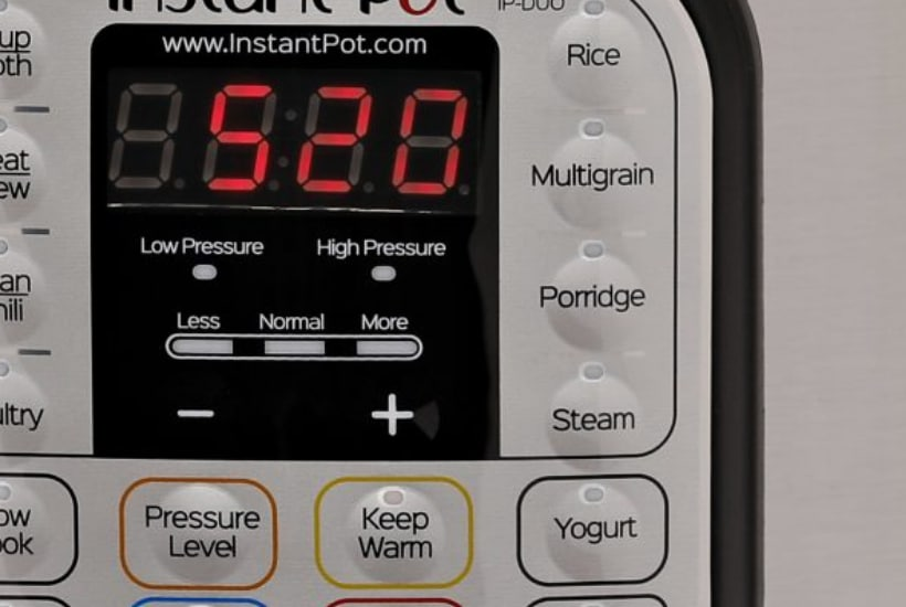 Instant Pot Duo to look at the Instant Pot Porridge Setting, one of the smart program buttons