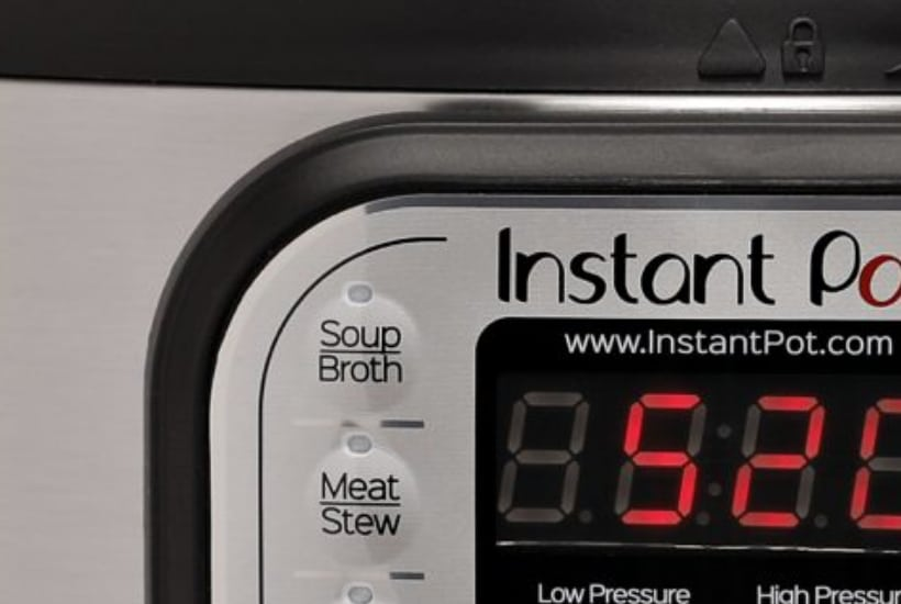 Instant Pot Duo to look at the Instant Pot Soup Broth Setting, one of the smart program buttons
